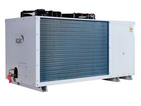 Acpac 2 Fan Large Packaged Condensing Unit