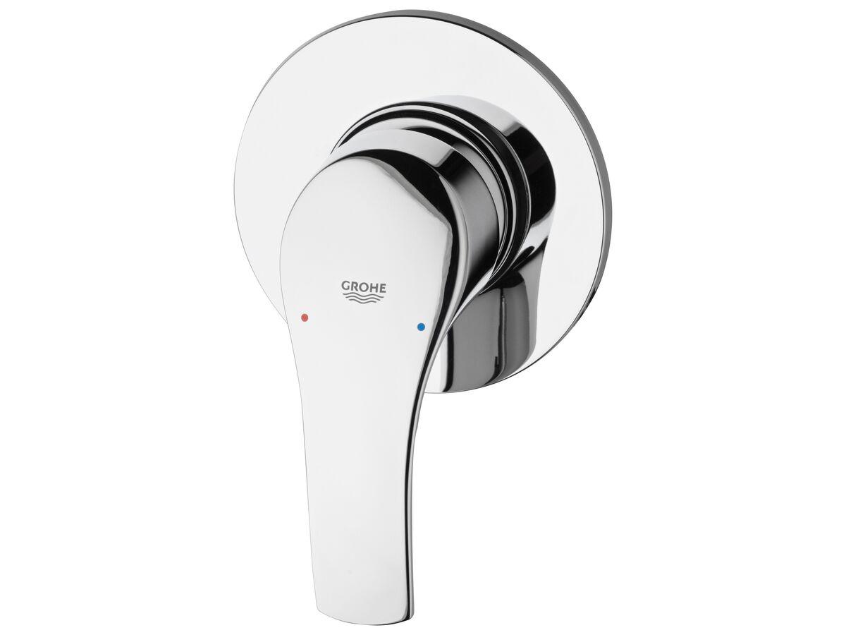 Grohe Eurosmart New Shower / Bath Mixer Chrome
