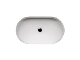 Venice 700 Solid Surface Counter Basin White