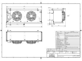 Cabero Pro Medium Temperature CH4C2-30-1 with EVD Ice