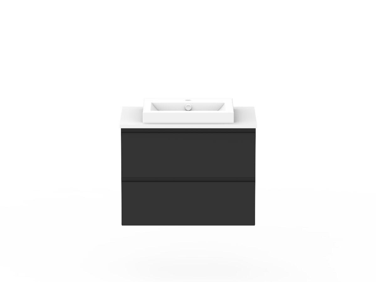 Posh Domaine All Drawer Vanity Unit