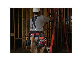 Milwaukee Contractors Work Belt with Bag