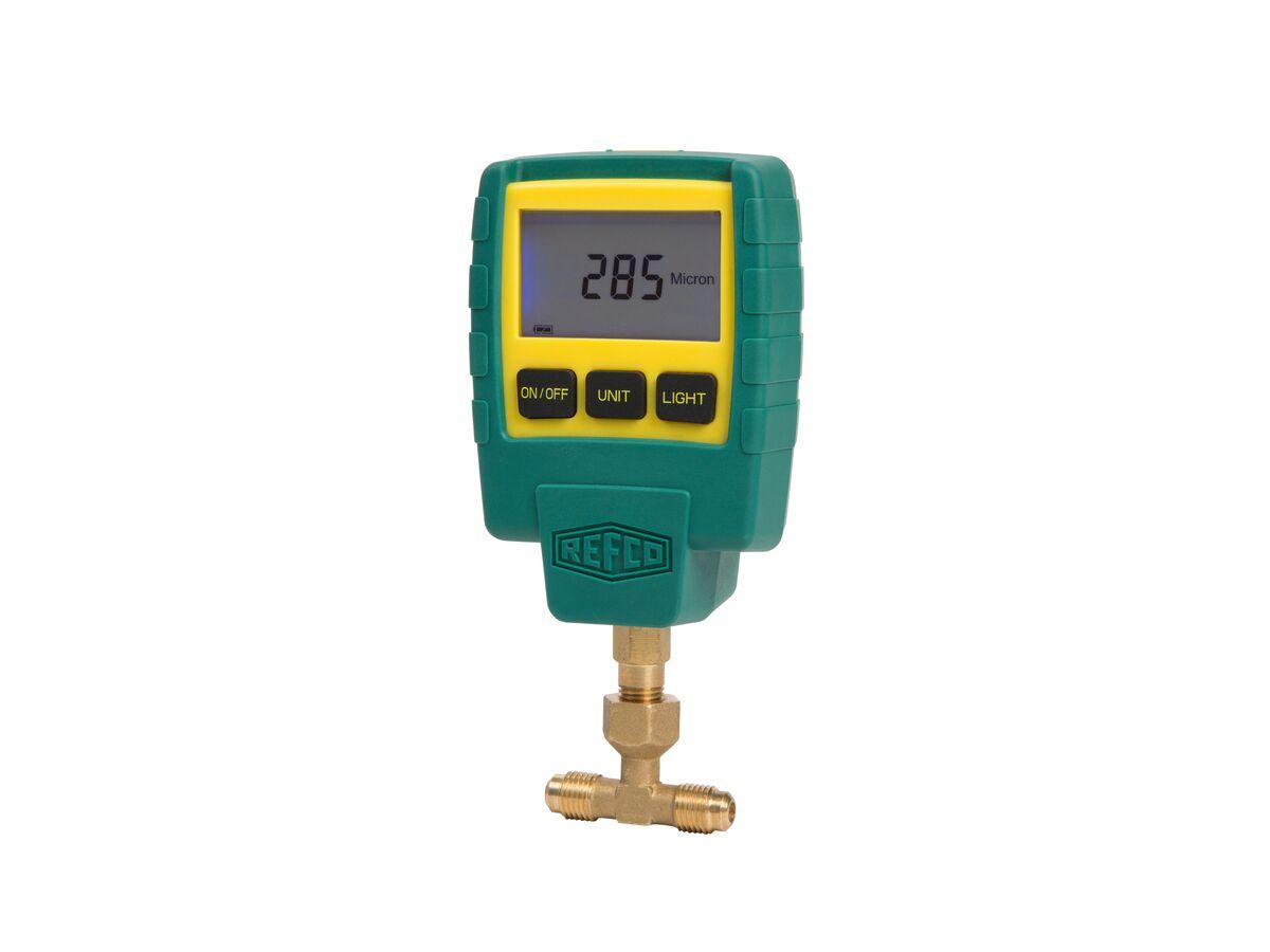 Refco Electronic Vacuum Gauge 4686712