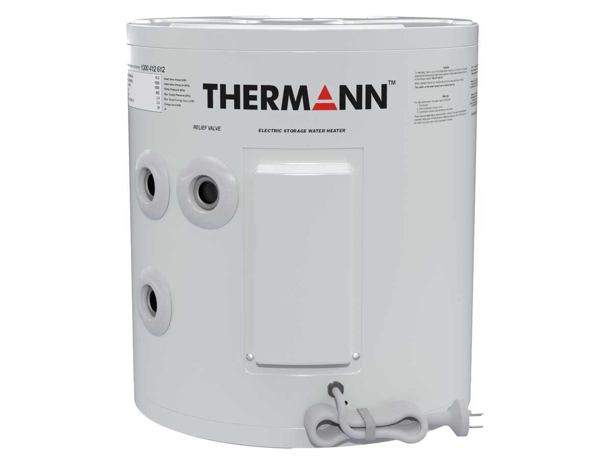 Thermann Small Elec Hwu Plug SE 25l 2.4k