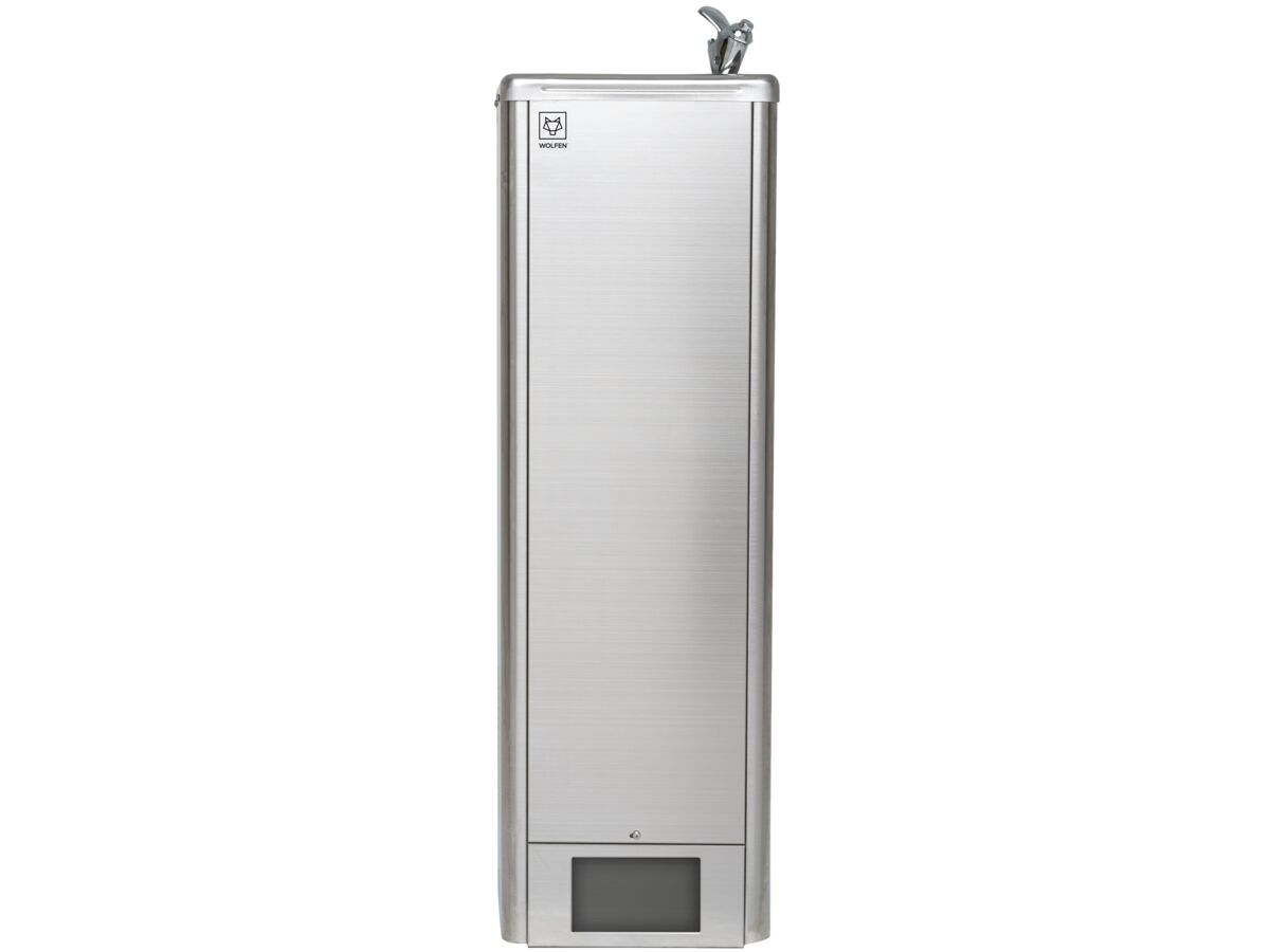 Wolfen Sensor Drinking Fountain 10 Litres per hour Non filtered Stainless Steel