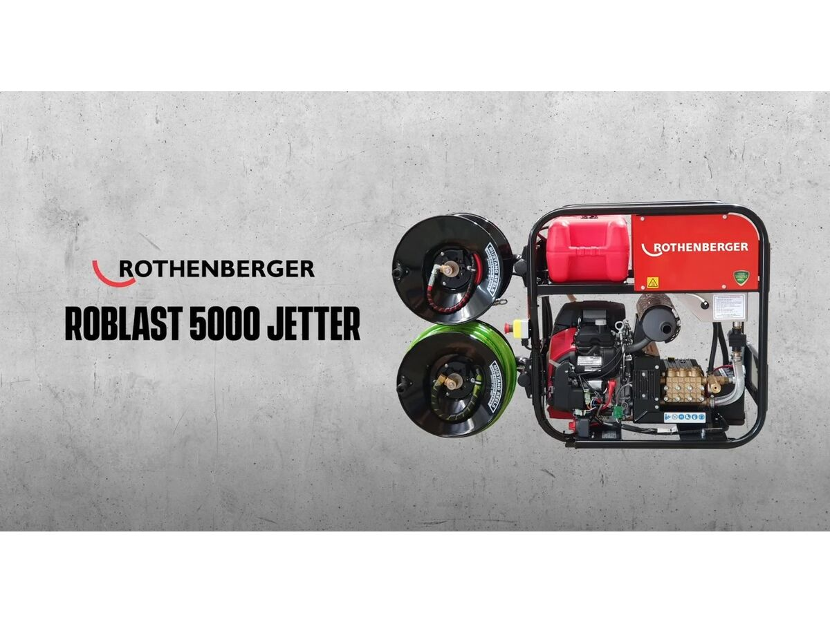 Rothenberger Jetter Video