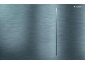 Geberit Sigma 70 Dual Flush Button 80mm Brushed Stainless Steel
