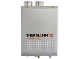 Thermann Commercial Continuous Flow Hot Water Unit Internal 32ltr