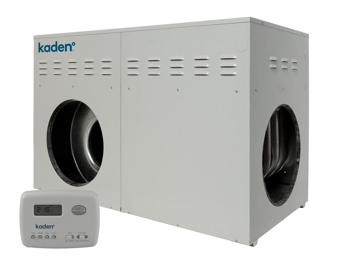 Kaden Universal Ducetd Heater With Programmable Controller