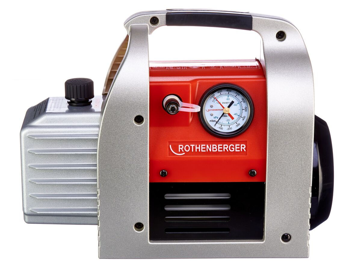 Rothenberger Roairvac 6.0 Two Stage Vacuum Pump 170 ltr/min