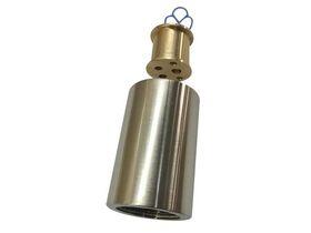 Mizu Drift MK2 Shower Mixer Body Extension Brushed Nickel