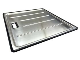 Memo Hugo Drainer Tray Stainless Steel