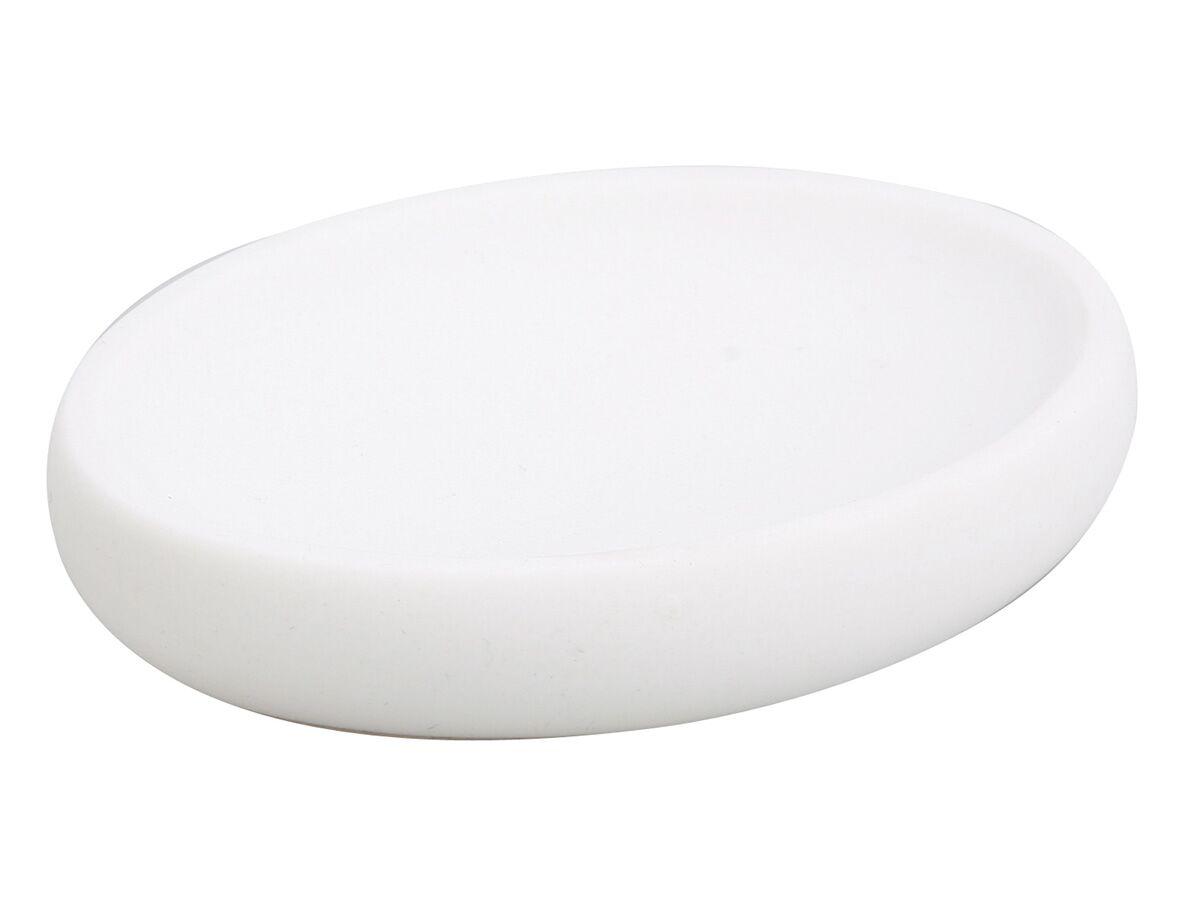 Mizu Drift Soap Dish White