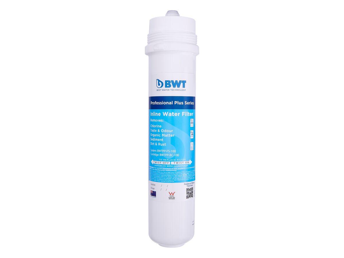 BWT Professional Plus Series Inline Water Filter Kit 1 Micron