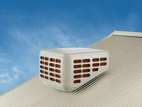 Kaden Evaporative Cooler Low Pro KL Beige