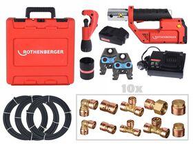 Auspex Battery Starter Kit