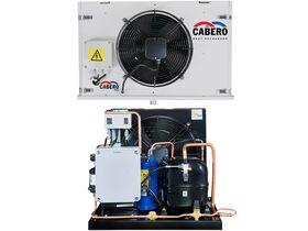 Tecumseh HTA EVO & Cabero PRO R404 Medium Temperature Kit 3.29KW