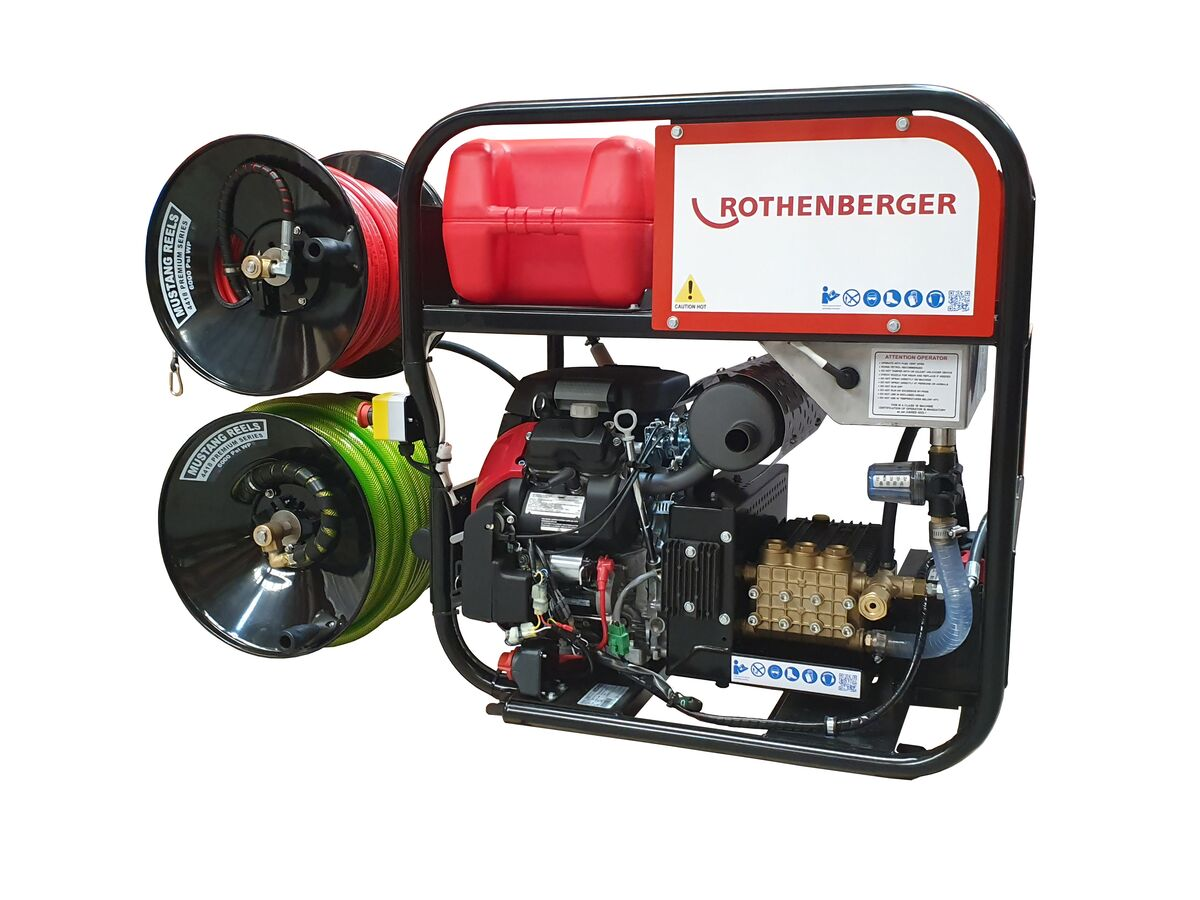 R/BERG ROBLAST 5000 JETTER ONLY