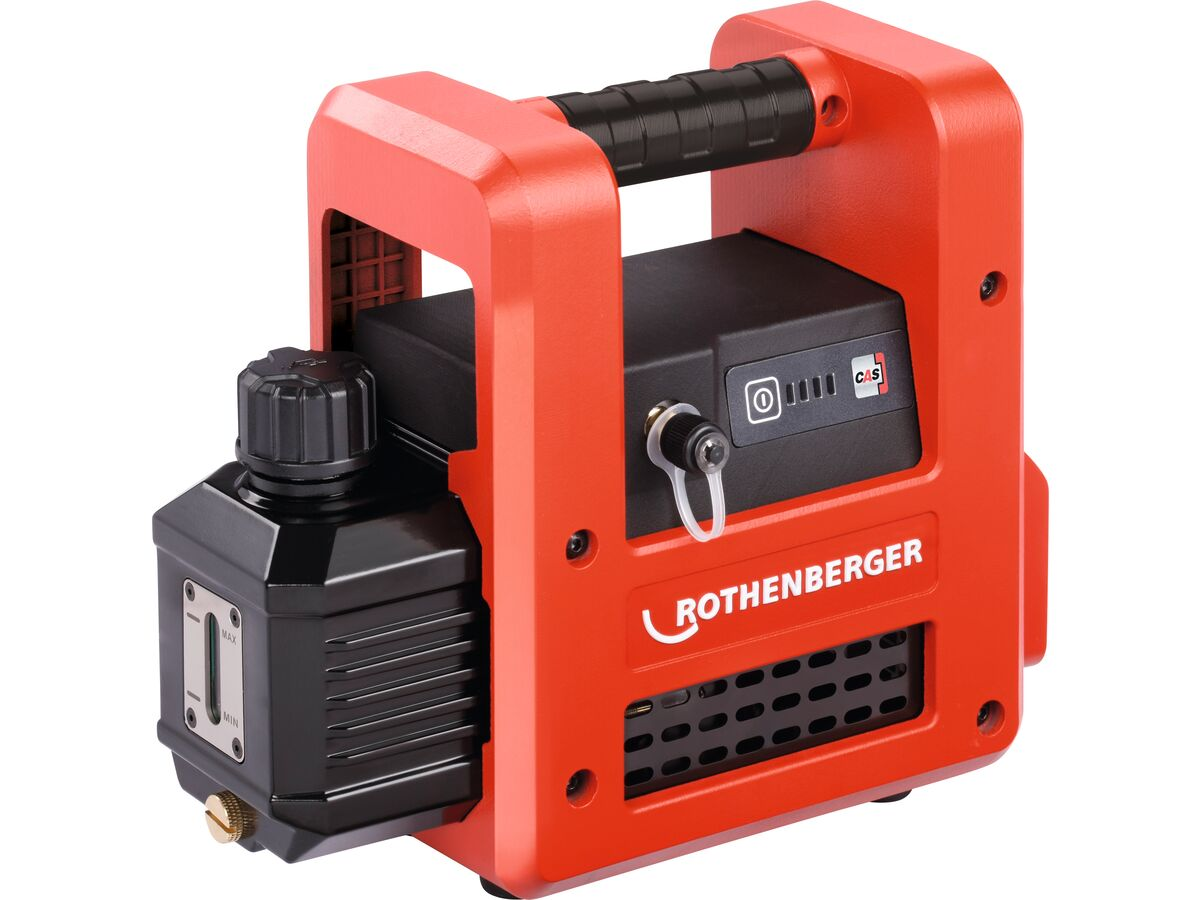 Rothenberger Battery Vacuum Pump Roairvac R32 2.0 57lmin