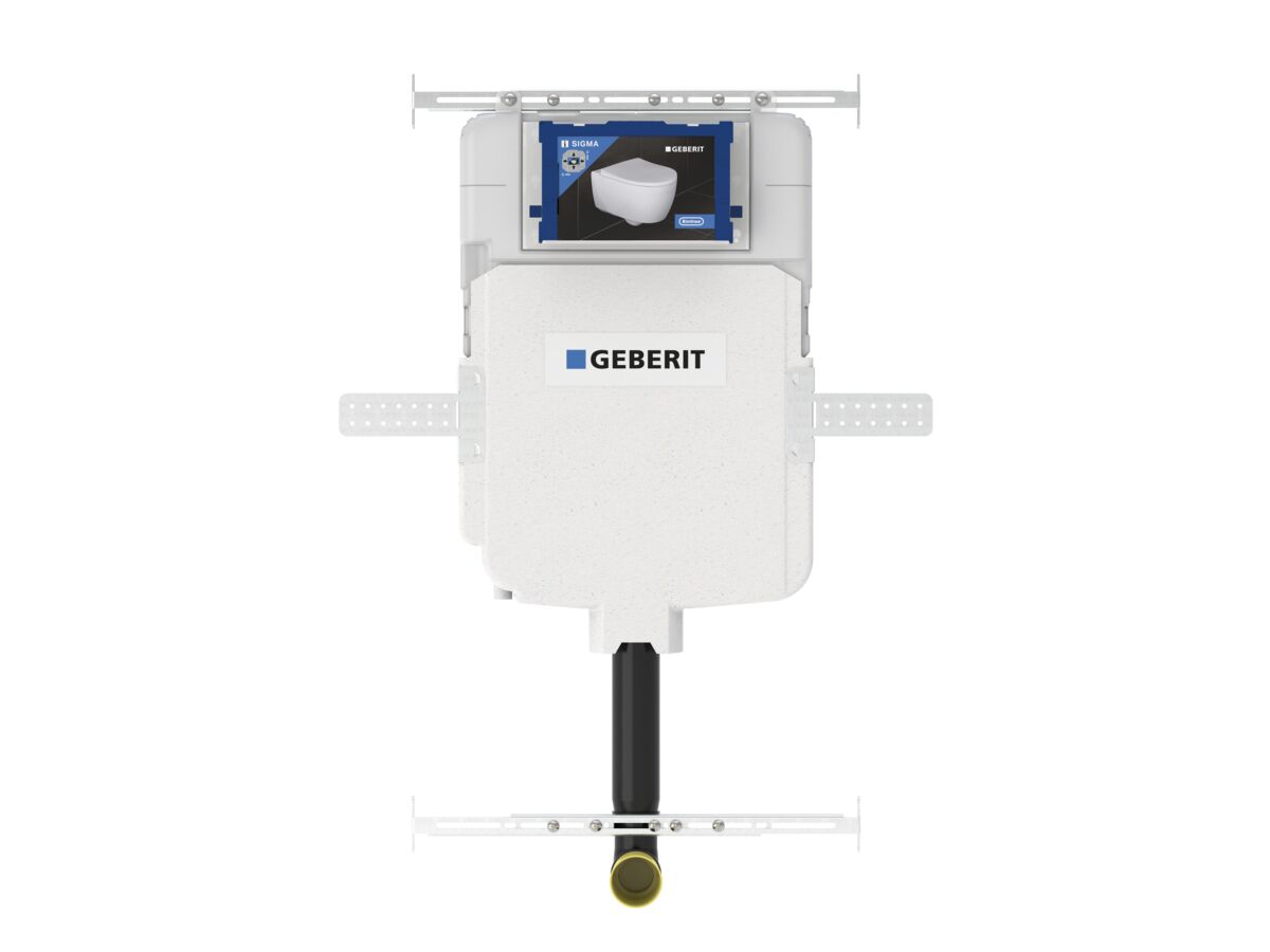Geberit Sigma8 Back to Wall Cistern
