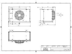 Cabero Evaporator Medium Temperature CH4B1-30-1