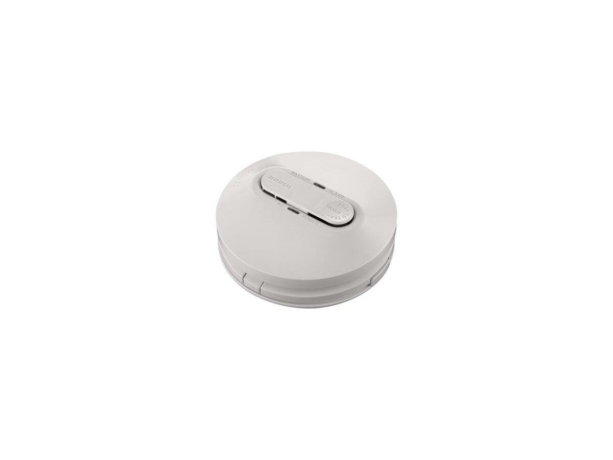 Clipsal Smoke Alarm Hard Wired 240V/9V Surface mount