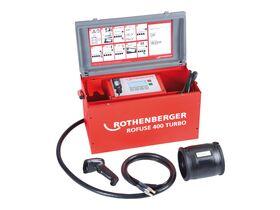 Rothenberger Rofuse 400 Electrofusion Welder