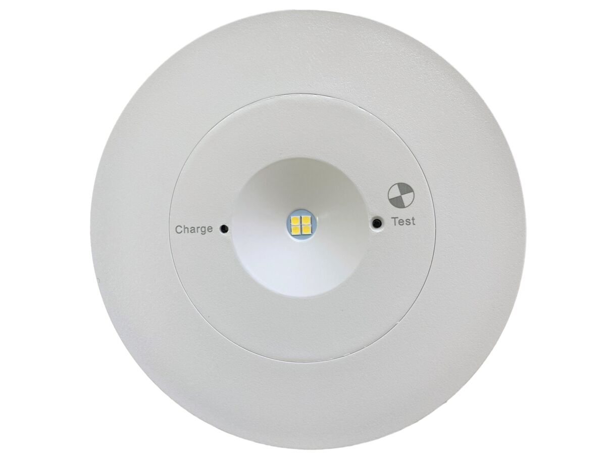 LED 3W Emergency Downlight