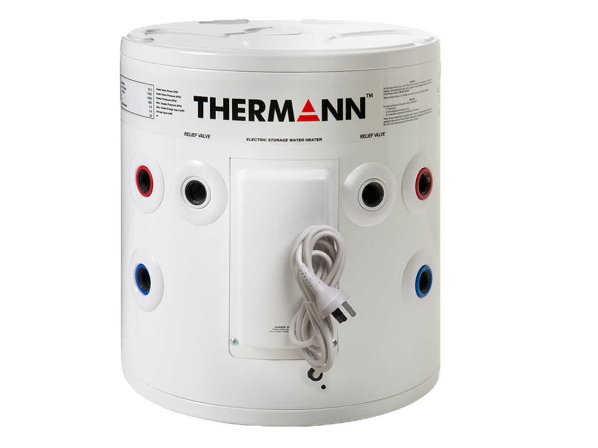 Thermann Small Electric HWU Plug SE 25L 2.4kw