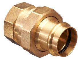 """>B< Press Water Female Union 40mm x 1 1/2"""" BSP"""""""