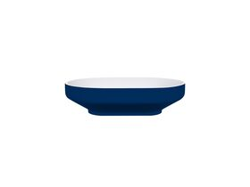 Venice 500 Counter Basin Solid Surface Softskin Gentian Blue