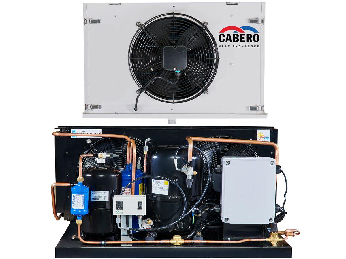 2hp 1PH Evo Unit & Cabero Combination R134A