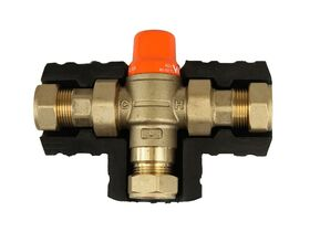 Tomson HPS Tempering Valve with Insulation 20mm