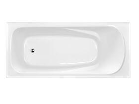Posh Solus MKII Bath White