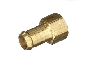 Brass Hose Barb 15Fi x 20mm Hose