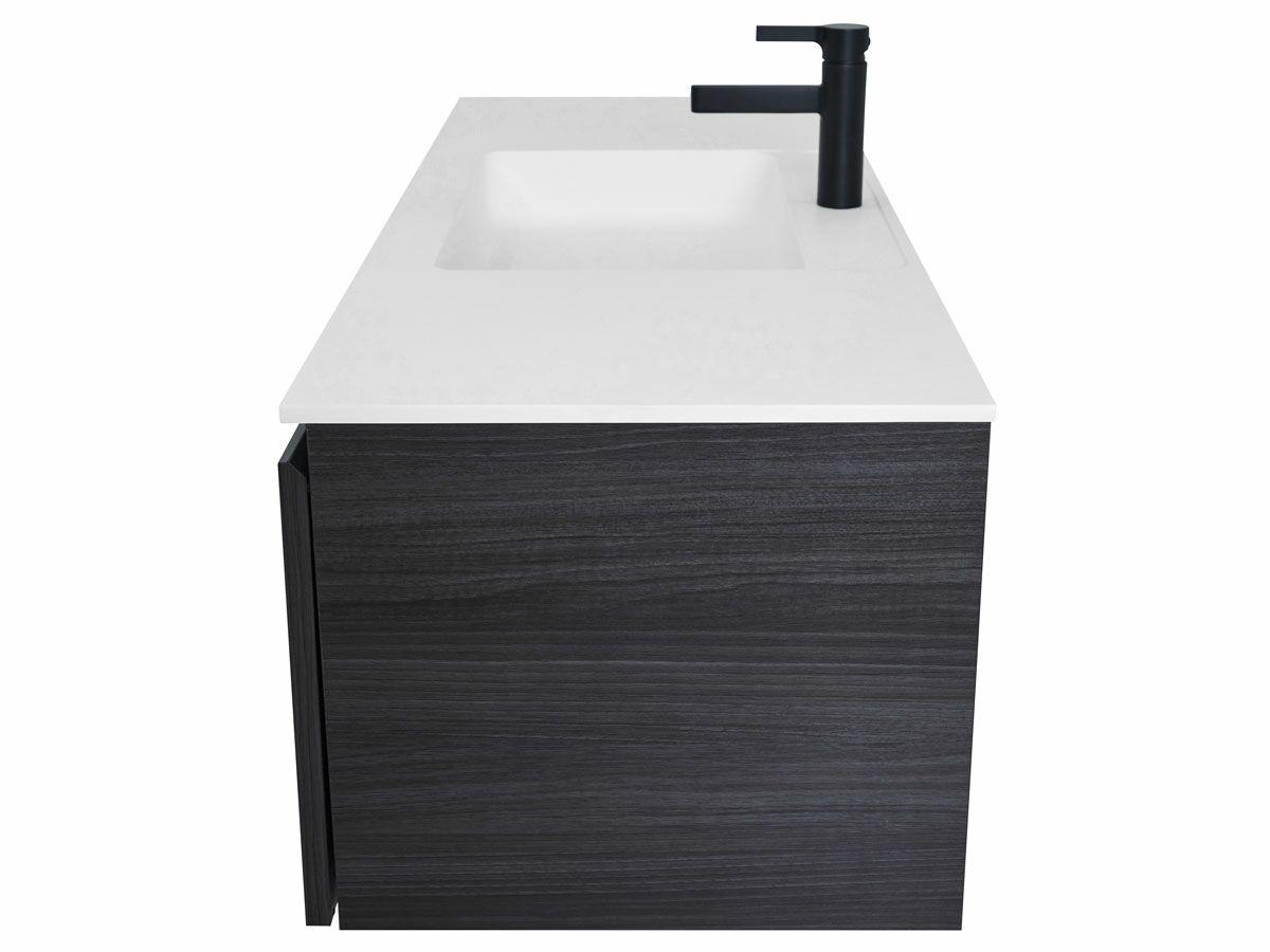 Tasca Wall Hung Vanity 1 Drawer Single Bowl 1200mm