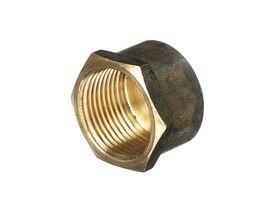 Cap Brass 20mm