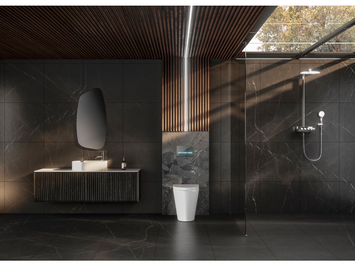 Geberit / Laufen / Grohe / Issy Bathroom Setting