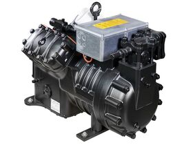 Tecumseh Semi Hermetic Compressor SH4632ZMZ