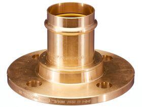 >B< Press Gas Flange Adaptor Table E 50mm
