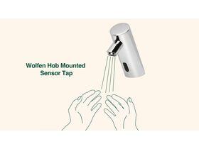 Wolfen Hob Mounted Sensor Tap