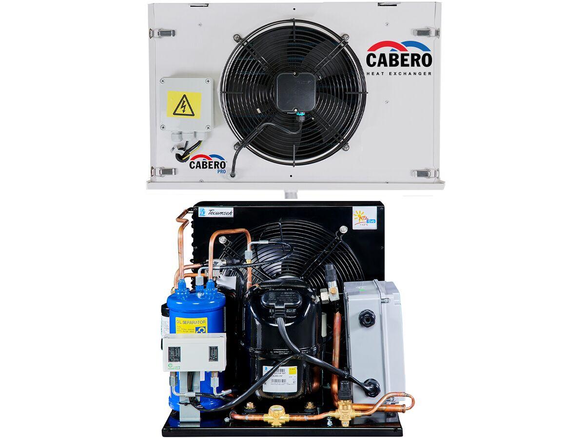 Tecumseh HTA EVO & Cabero PRO R404 Medium Temperature Kit 2.48KW