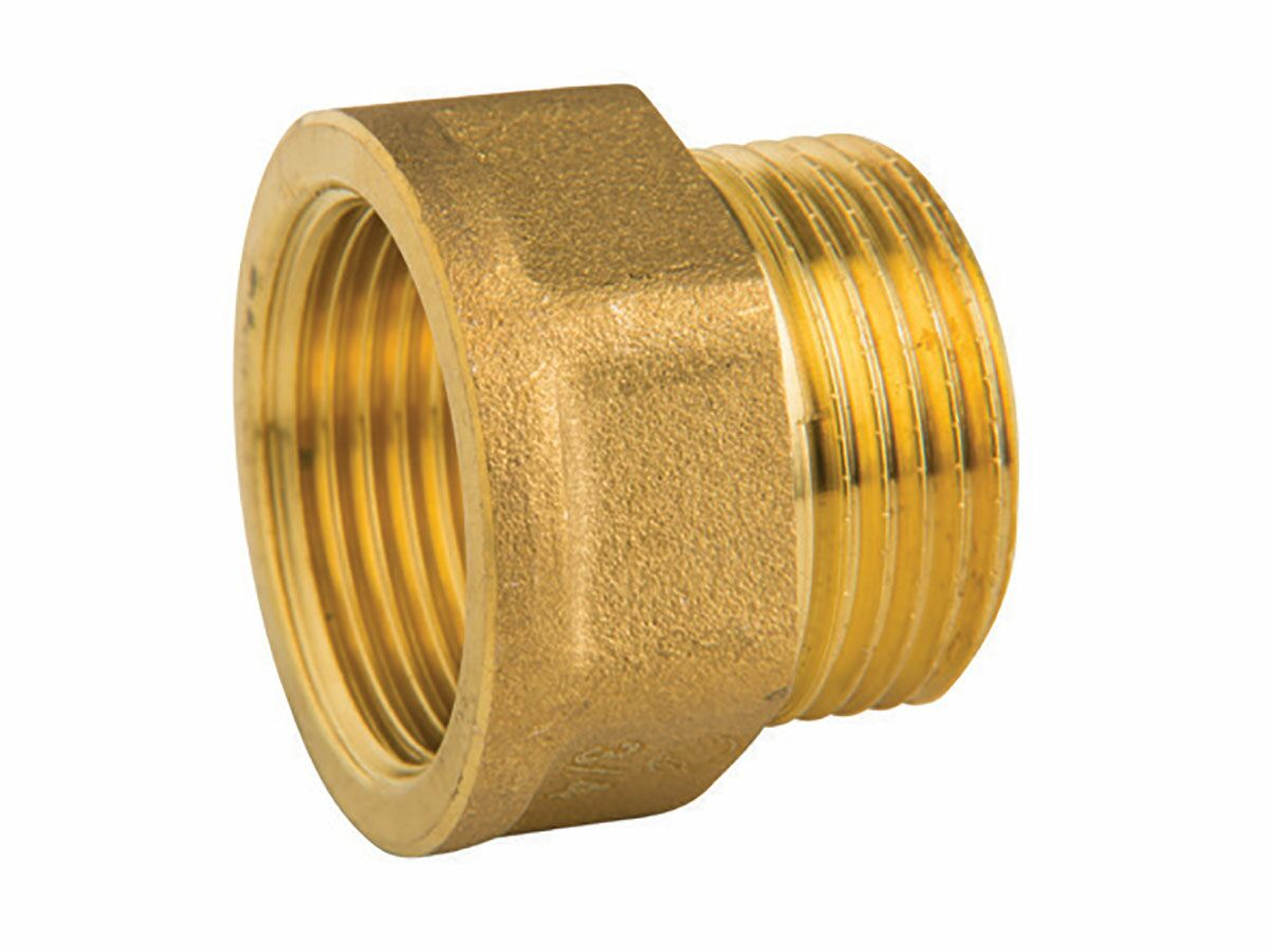 Brass Male & Female Socket