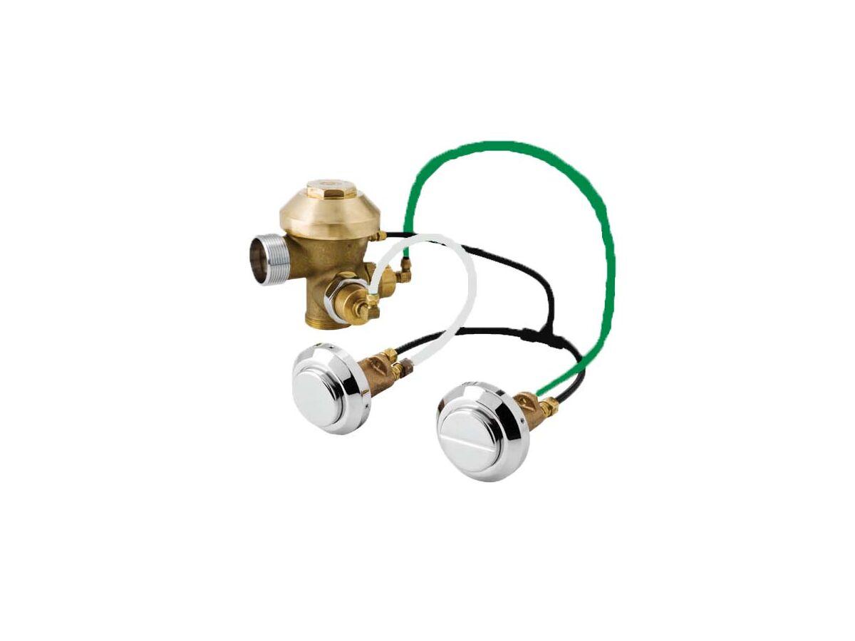 Zurn Concealed Dual Flush Conversion Suite