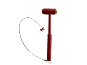 Breakglass Hammer - PVC with Alloy Insert