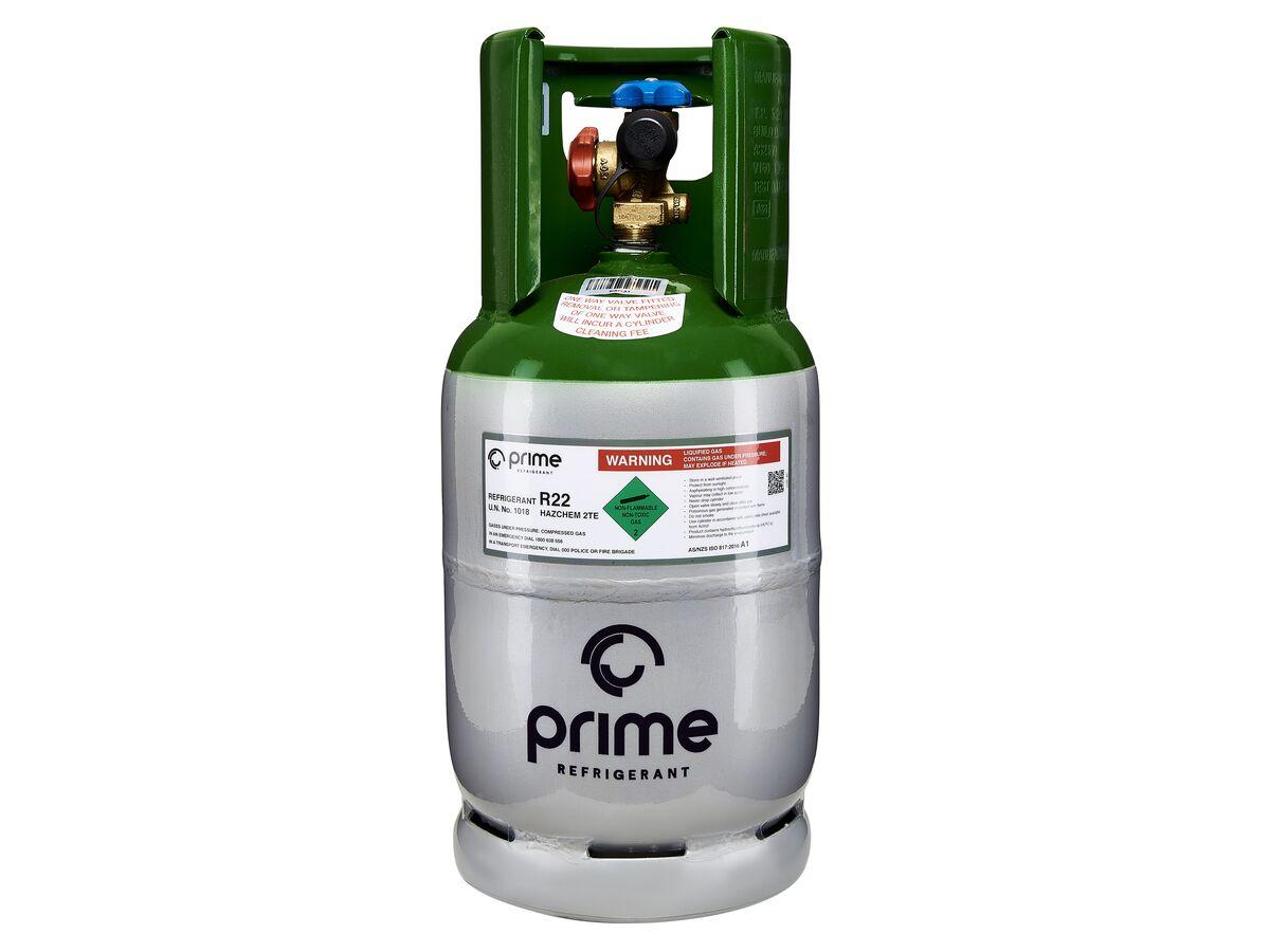 Prime Refrigerant R22 (HCFC) 12kg