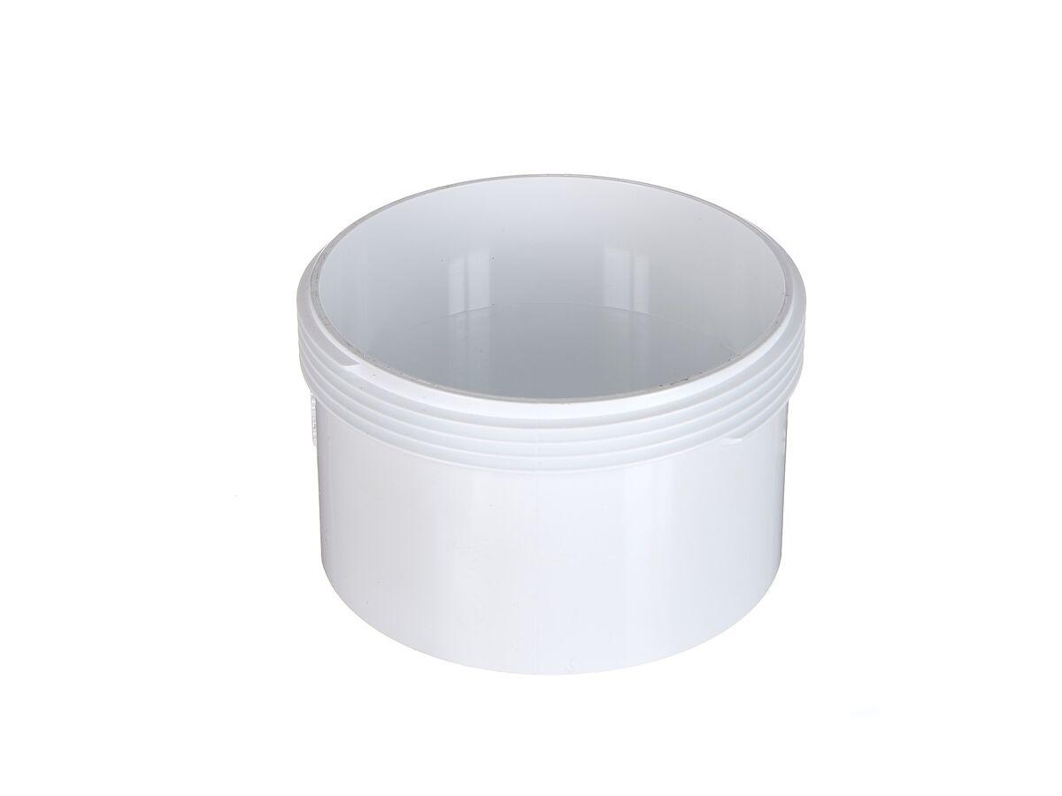 PVC Stormwater Coupling (Socket) 90mm