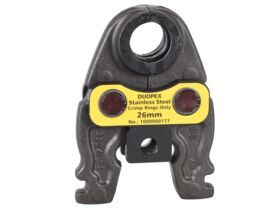 Rothenberger Compact Duopex Jaw 26mm