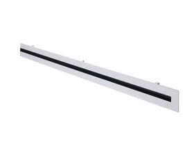 Bradflo U-Blade Linear Diffuser 1 Slot One End