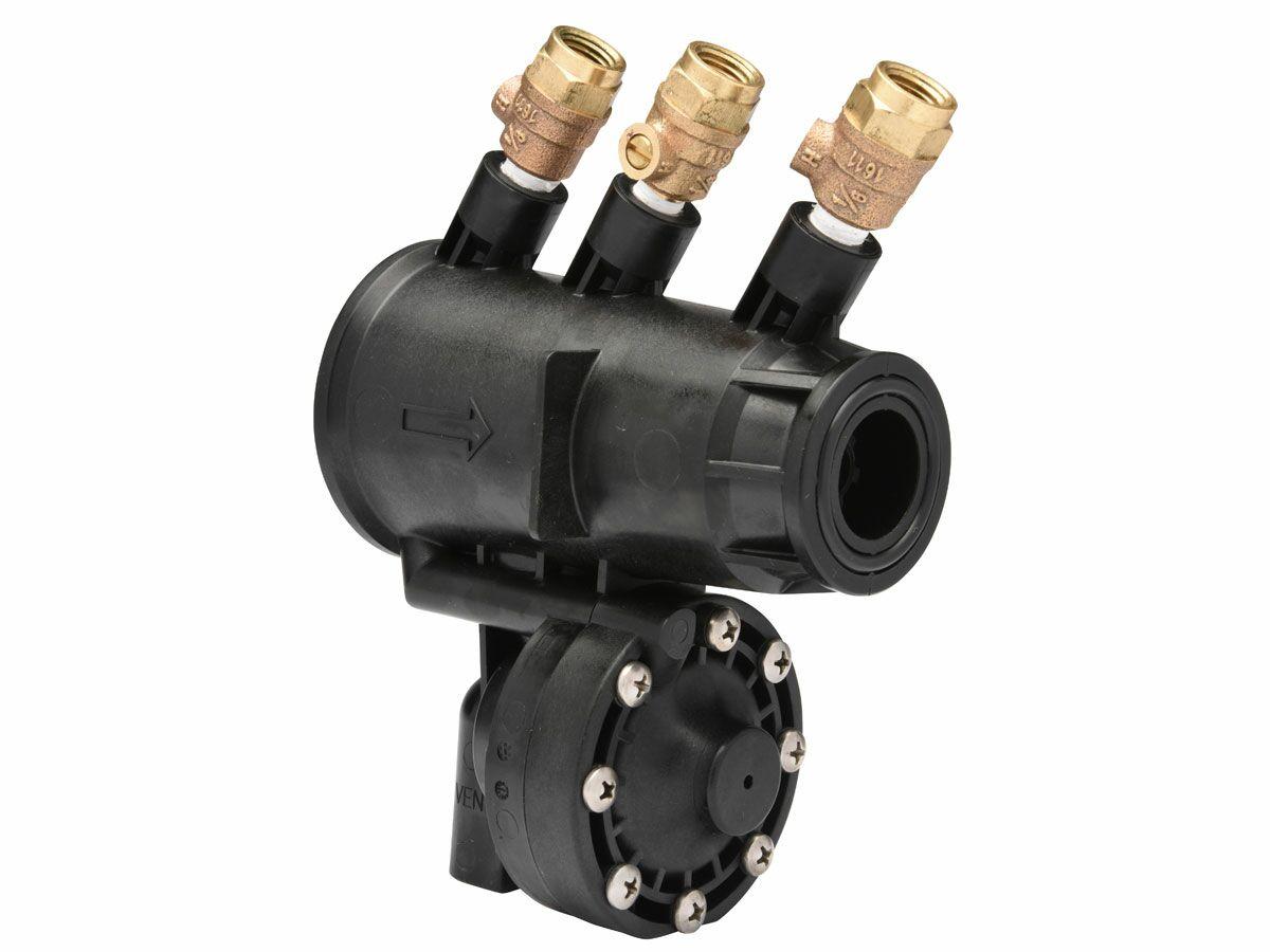 Wilkins 375 RPZ Vessel 25mm